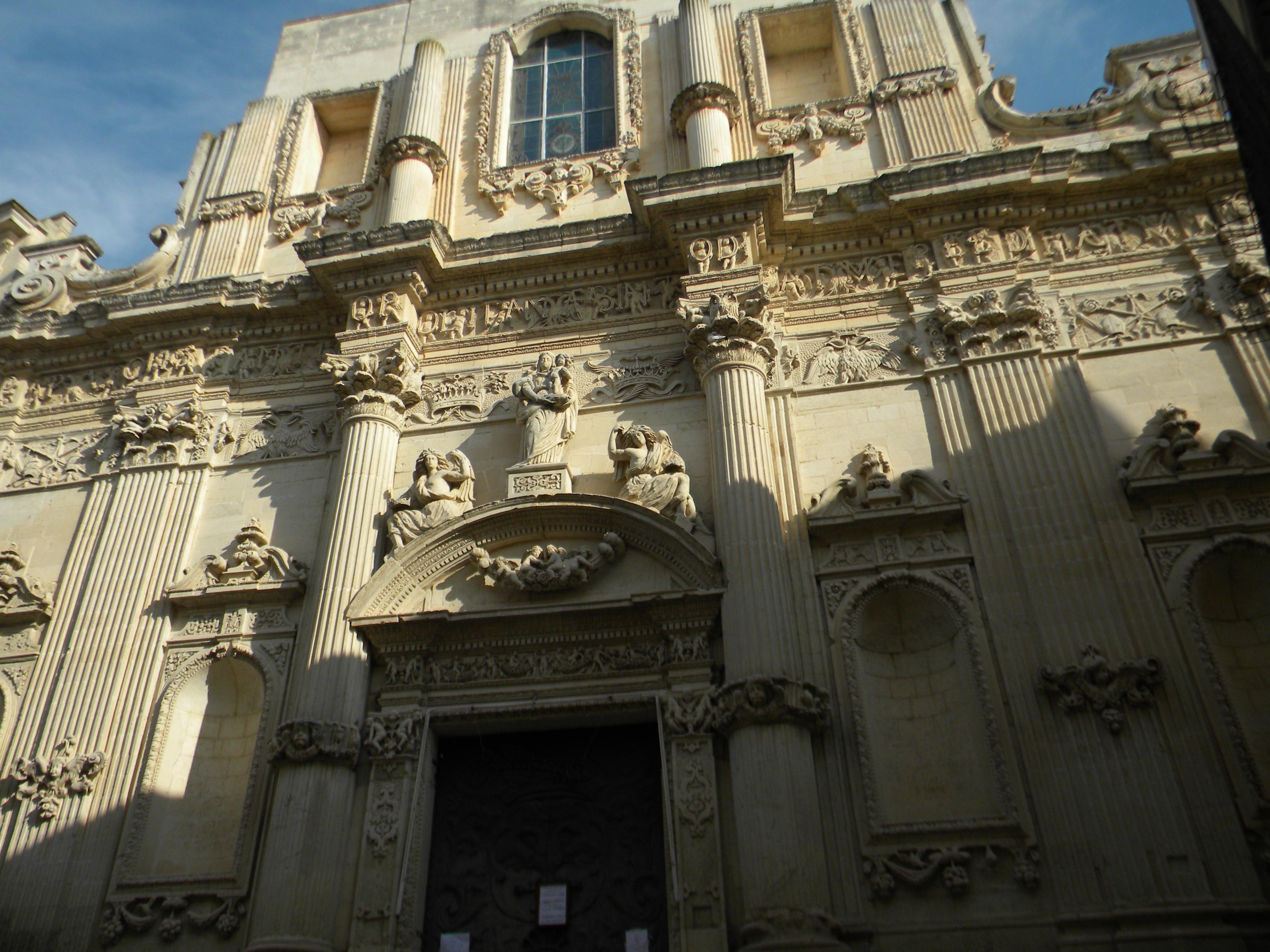 Architetti Famosi Lecce visita lecce - b&b lecce la piazzetta